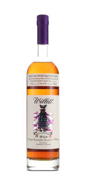 Willett Family Estate 7 Year Old Single Barrel Bourbon