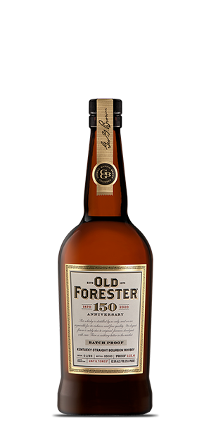 Old Forester 150th Anniversary Batch Proof 03/03
