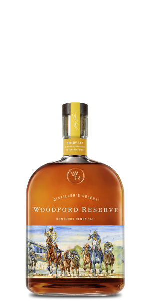 Woodford Reserve Kentucky Derby 147 Limited Edition