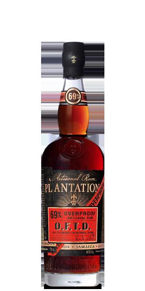 PlantationO.F.T.D. Overproof Artisanal Rum