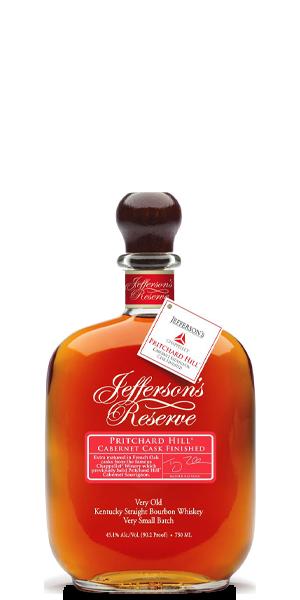 Jefferson's Reserve Pritchard Hill Cabernet Cask Finished Bourbon