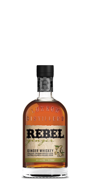 Rebel Ginger Whiskey
