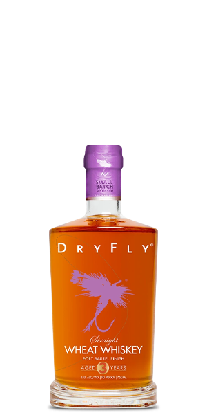 Dry Fly Straight Port Barrel Finished Wheat Whiskey