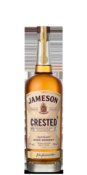 Jameson Crested Triple Distilled