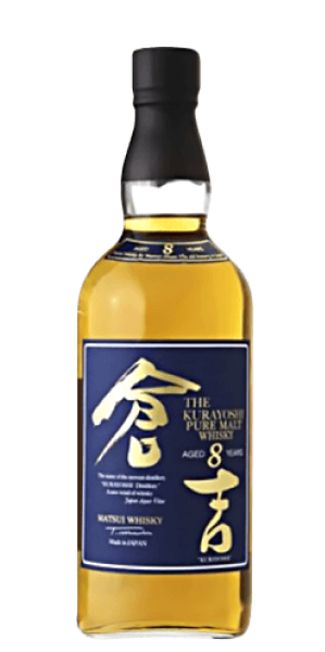Kurayoshi 8 Year Old Pure Malt Whisky