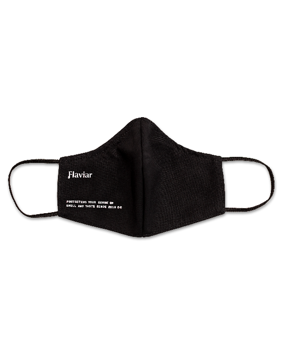 Flaviar Cloth Face Mask - Protecting Your Taste