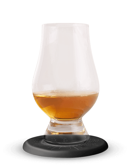 Whisky Glasses + Coasters