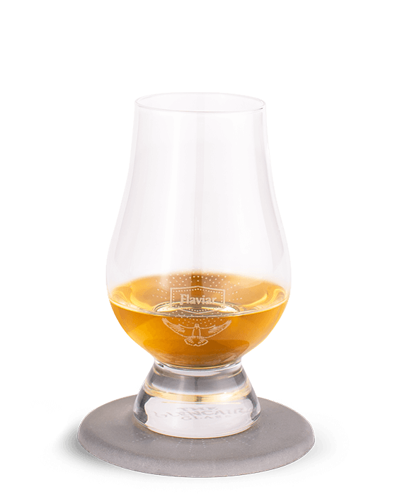 Whisky Glasses + Coasters