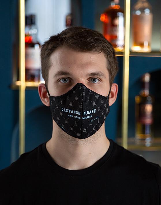 Flaviar Cloth Face Mask
