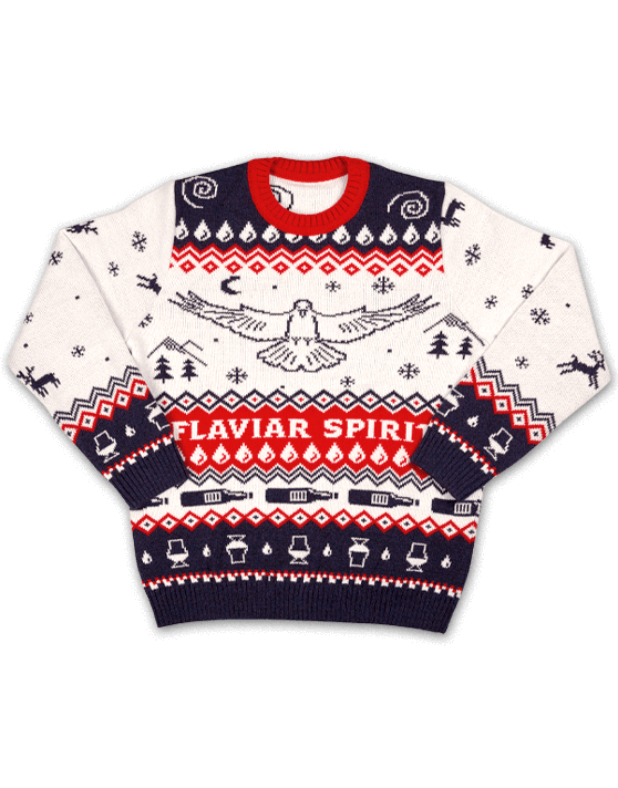 Winter Spirit Sweater