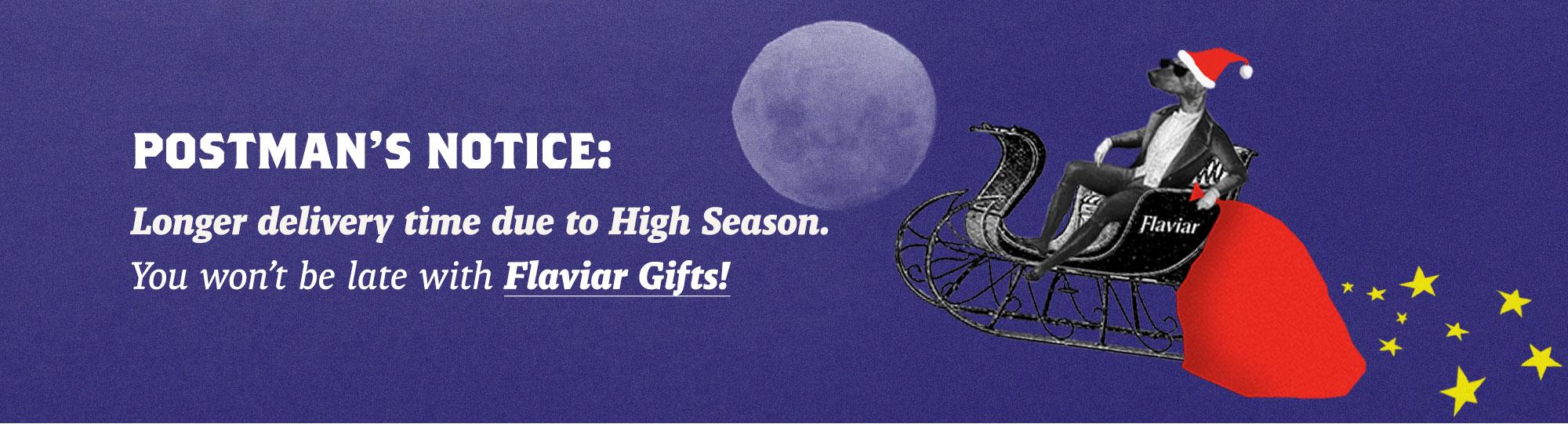 Flaviar Gifts
